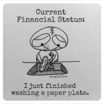 Financial Struggle