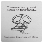 Pizza Lovers and Liars