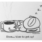Ahem… Coffee Alarm