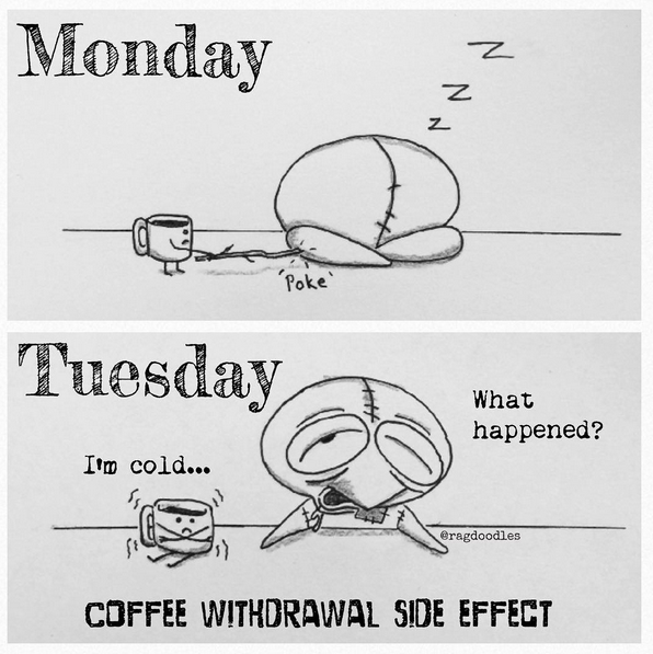 web comic coffee withdrawal part 3 coffee withdrawal part 3