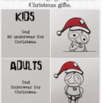 How Different Age Groups React to Christmas Gifts
