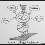Pizza Brings Balance