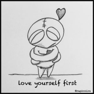 Love your self first